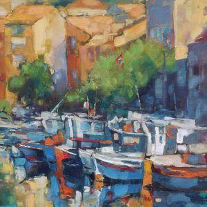 Roman Gruszecki Port Cassis
