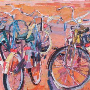 Roman Gruszecki - Rowery w Amsterdamie