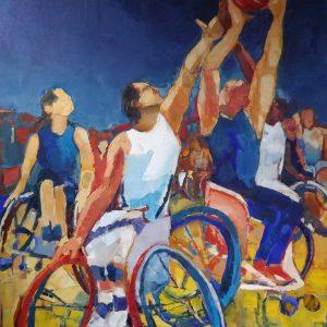 Roman Gruszecki Koszykówka na wózkach