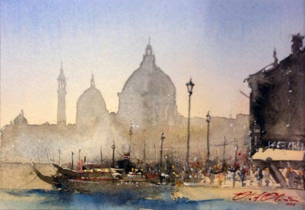 Wenecja - Olaf Olasiński